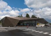 Nieuwbouw supermarkt in Dongen