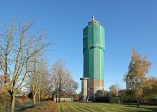 Herbestemming watertoren Leerdam